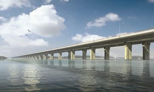 太澳高速公路洛阳黄河特大桥